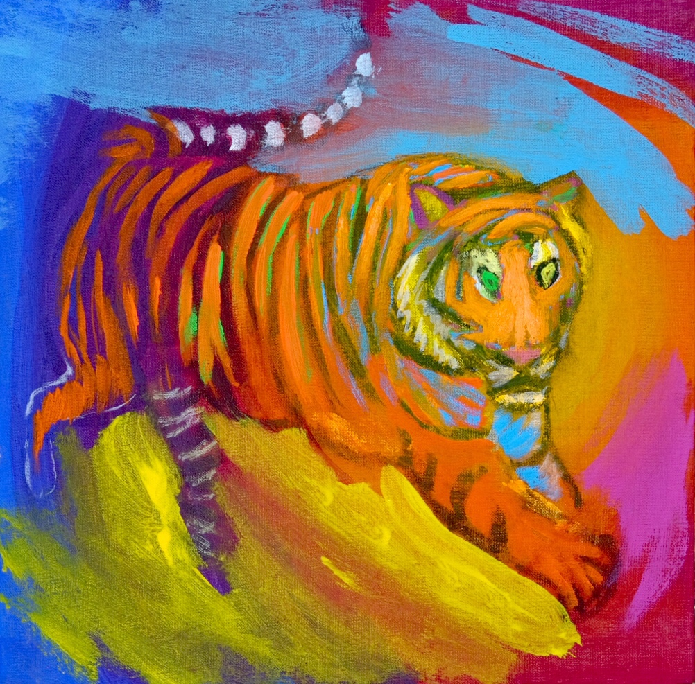 tigers can reach top speeds of 49 to 65 kilometers per hour