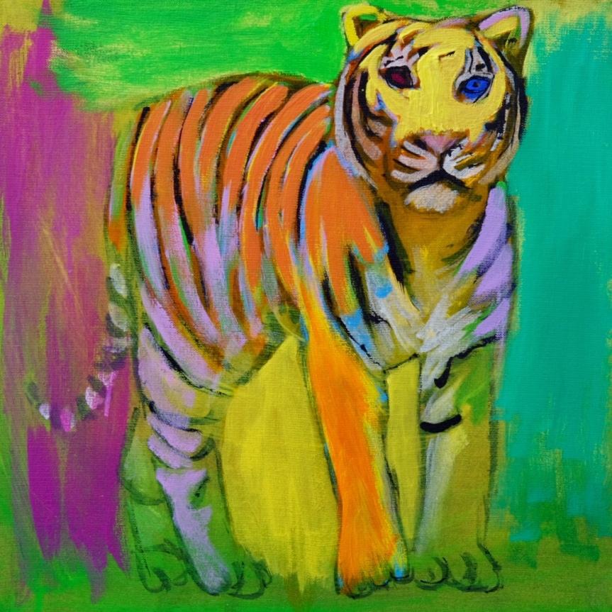 Tiger howl