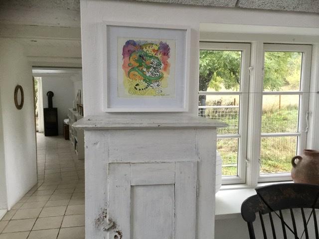 Uffe Christoffersen. Atelier-Kaiserborgen.